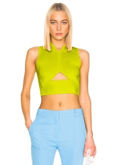 Cushnie Sleeveless Knit Top