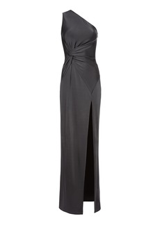 Denise Graphite Gown