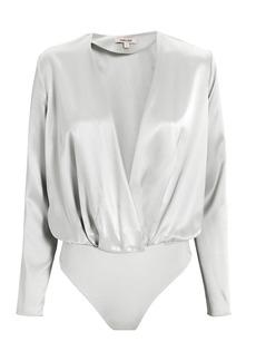 Cushnie Et Ochs Lina Blouson Bodysuit