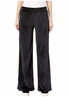 Cushnie Low Waisted Wide Leg Pants with Side Slits