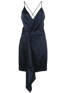 Cushnie tie knot dress