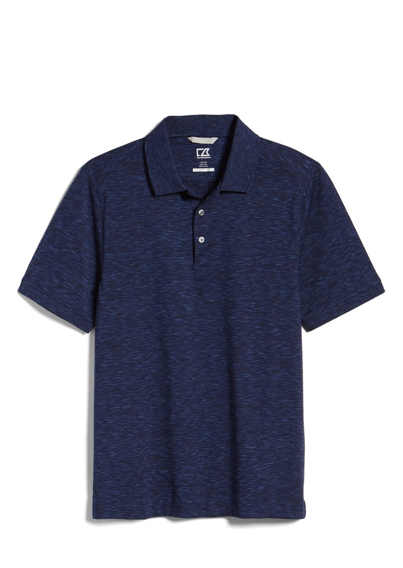 Cutter & Buck Advantage Space Dye Jersey Polo