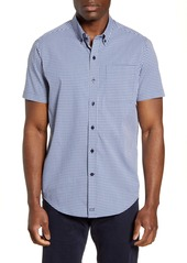 Cutter & Buck Anchor Classic Fit Gingham Shirt