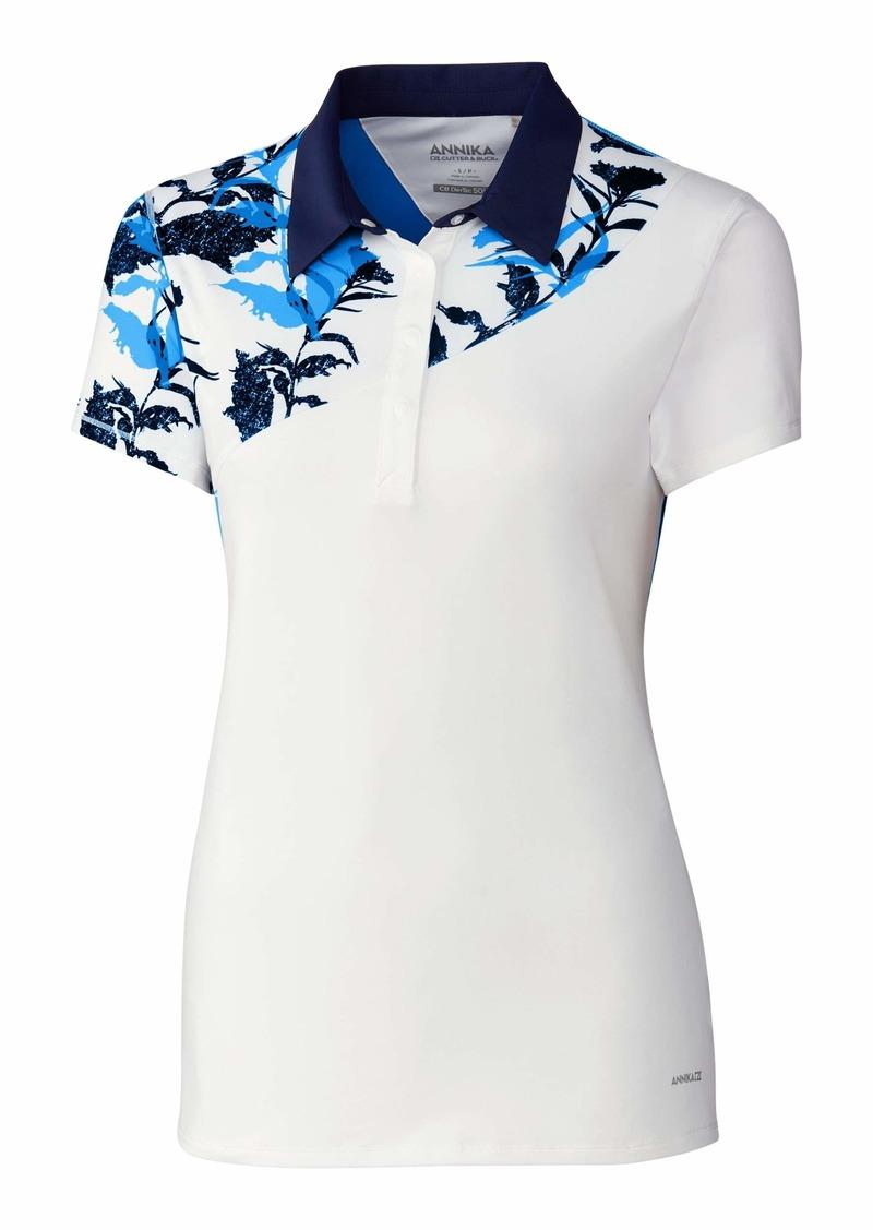 Cutter & Buck Annika Women's Short Sleeve Polo  L
