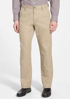 Cutter & Buck Beckett Straight Leg Washed Cotton Pants
