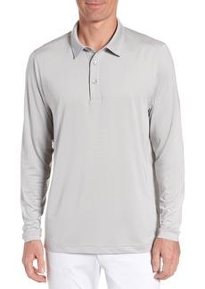Cutter & Buck Belmont Long Sleeve Solid Polo