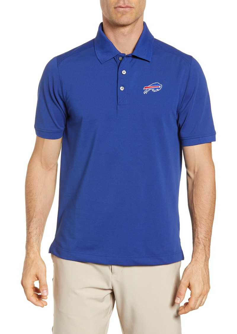 Cutter & Buck Buffalo Bills - Advantage Regular Fit DryTec Polo
