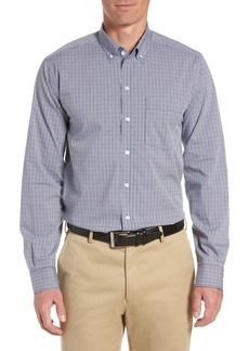 Cutter & Buck Casey Regular Fit Check Sport Shirt
