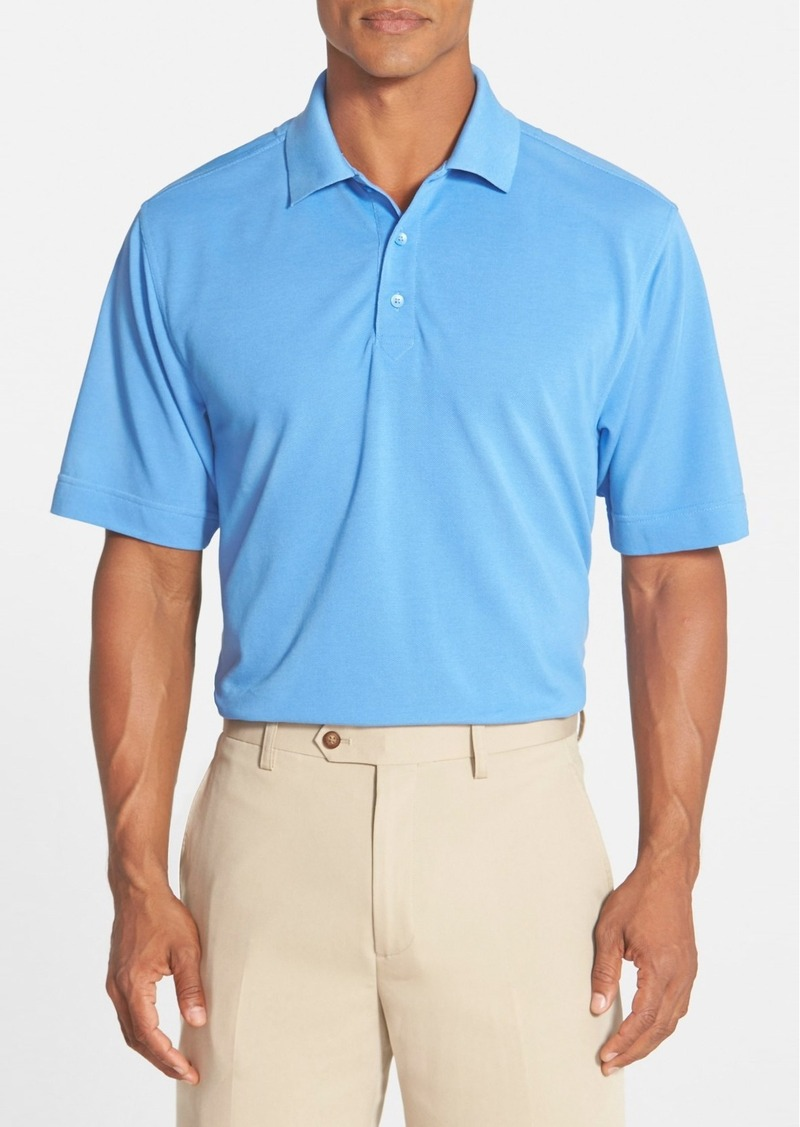 Cutter & Buck Championship Classic Fit DryTec Golf Polo