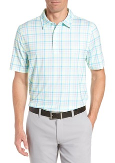 Cutter & Buck Chester Plaid Polo