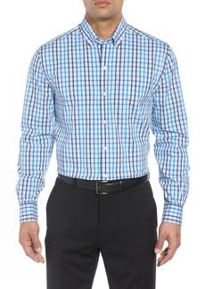Cutter & Buck Clarence Regular Fit Check Sport Shirt