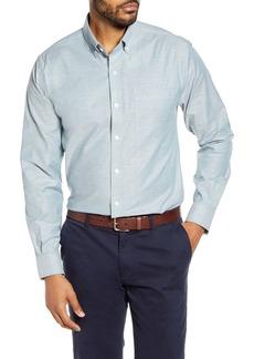 Cutter & Buck Classic Fit Oxford Sport Shirt