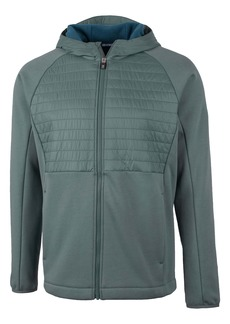 Cutter & Buck Discovery Hybrid Hooded Jacket