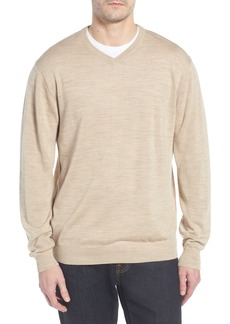 Cutter & Buck Douglas V-Neck Sweater