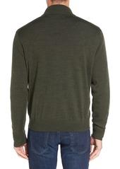 Cutter & Buck 'Douglas' Quarter-Zip Wool Blend Sweater