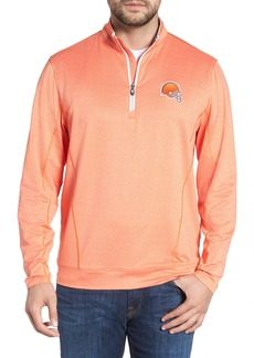 Cutter & Buck Endurance Cleveland Browns Regular Fit Pullover