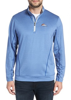 Cutter & Buck Endurance Denver Broncos Regular Fit Pullover