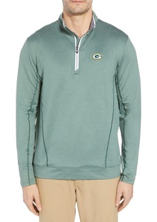 Cutter & Buck Endurance Green Bay Packers Regular Fit Pullover