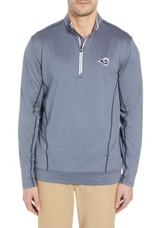 Cutter & Buck Endurance Los Angeles Rams Regular Fit Pullover