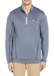 Cutter & Buck Endurance New England Patriots Regular Fit Pullover