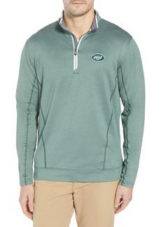 Cutter & Buck Endurance New York Jets Regular Fit Pullover