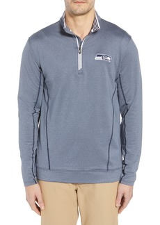 Cutter & Buck Endurance Seattle Seahawks Regular Fit Pullover