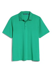 Cutter & Buck Forge DryTec Pencil Stripe Performance Polo