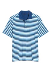 Cutter & Buck Forge DryTec Stripe Performance Polo (Big & Tall)