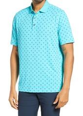 Cutter & Buck Forge Stretch Print Polo Shirt