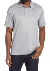 Cutter & Buck Forge Stretch Wave Print Polo Shirt