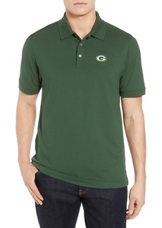 Cutter & Buck Green Bay Packers - Advantage Regular Fit DryTec Polo