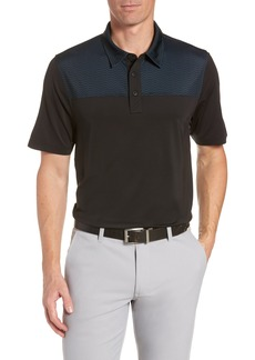 Cutter & Buck Kevin Wave Print Polo