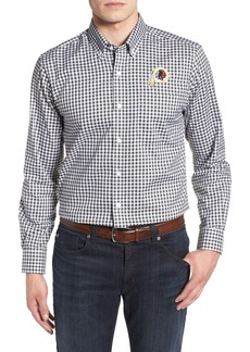 Cutter & Buck League - Washington DC NFL Team Regular Fit Sport Shirt