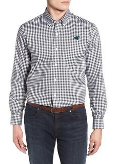 Cutter & Buck League Carolina Panthers Regular Fit Shirt
