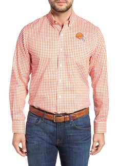 Cutter & Buck League Cleveland Browns Regular Fit Shirt