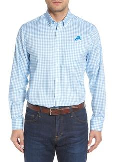 Cutter & Buck League Detroit Lions Regular Fit Shirt