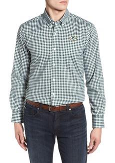 Cutter & Buck League Green Bay Packers Regular Fit Shirt