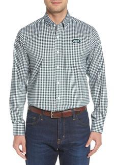 Cutter & Buck League New York Jets Regular Fit Shirt