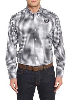 Cutter & Buck League Oakland Raiders Regular Fit Shirt