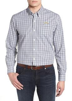 Cutter & Buck Los Angeles Chargers - Gilman Regular Fit Plaid Sport Shirt