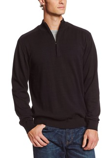 Cutter & Buck Men's Big-Tall Broadview Half Zip Sweater  3XB