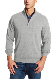 Cutter & Buck Men's Big-Tall Broadview Half Zip Sweater  2XB