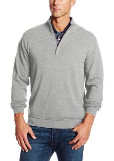 Cutter & Buck Men's Big-Tall Broadview Half Zip Sweater  3XT