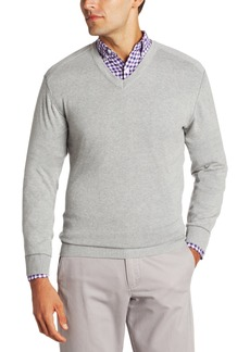 Cutter & Buck Men's Big-Tall Broadview V-Neck Sweater  3X/Big