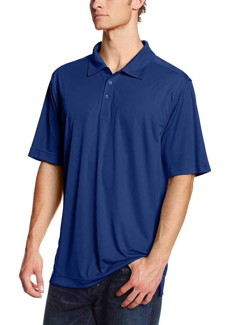 Cutter & Buck Men's Big-Tall Cb Drytec Northgate Polo Shirt  Large/Tall