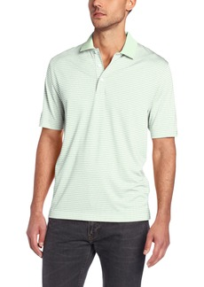 Cutter & Buck Men's Big-Tall CB Drytec Trevor Stipe Polo  4X-Large/Tall