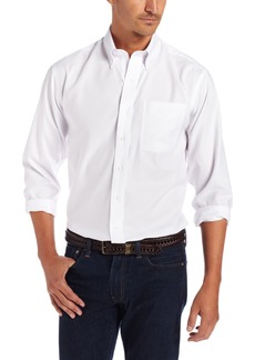 Cutter & Buck Men's Big-Tall Epic Easy Care Royal Oxford Shirt  2X/Big