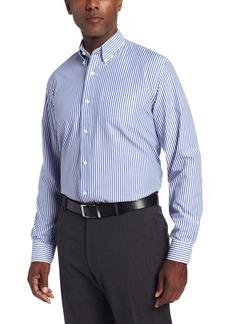 Cutter & Buck Men's Big-Tall Long Sleeve Epic Easy Care Bengal Shirt  1X/Big
