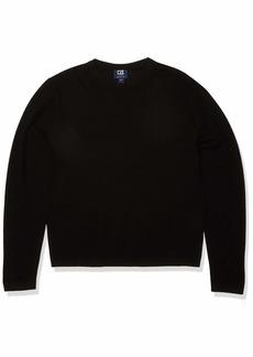 Cutter & Buck Men's Bosque Crew Neck Sweater