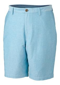 Cutter & Buck Men's Bristol Oxford Fabric Garment Dye Trouser Short